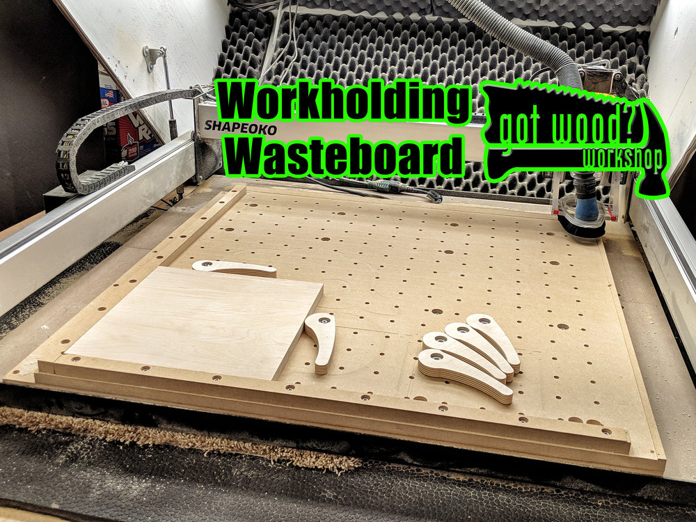 Rockler T-Track Table Top for MPCNC? | V1 Engineering
