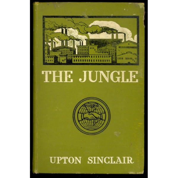 essays on the jungle The jungle essays are academic essays for citation these literature papers were written primarily by students and provide critical analysis of the jungle by upton sinclair.