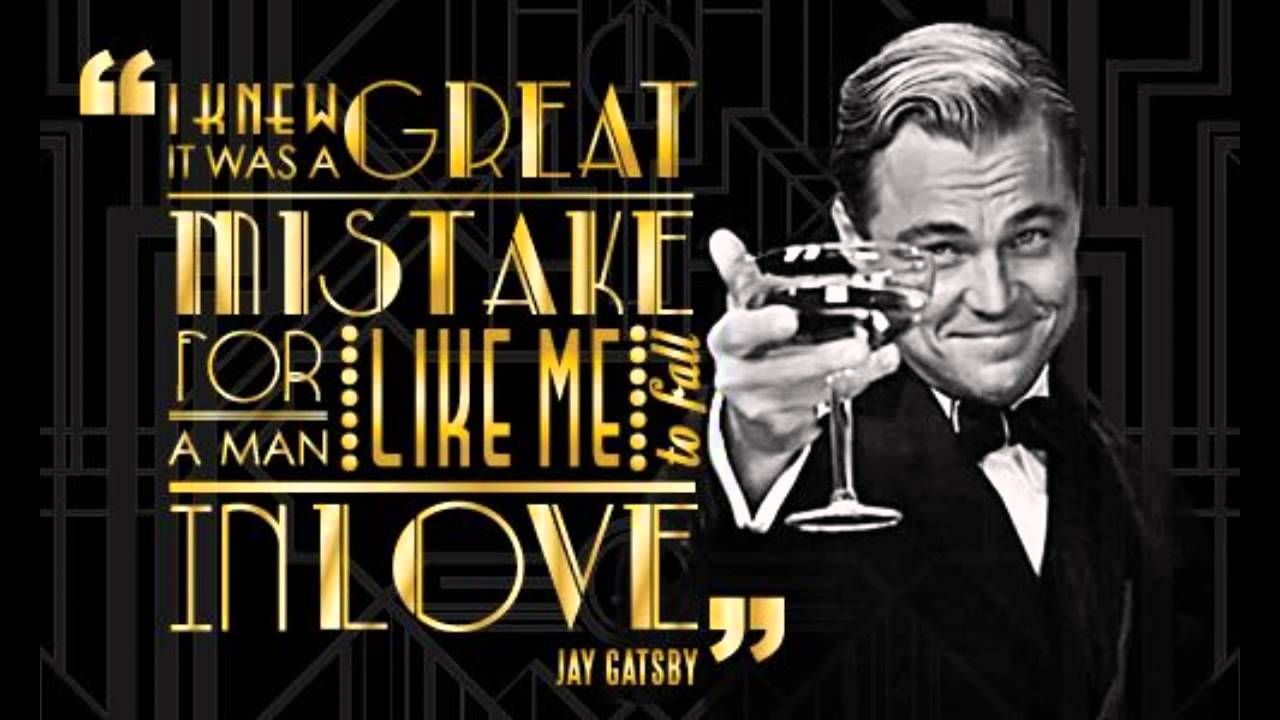 Gatsby Quotes | Book Review The Great Gatsby Shayla Raquel
