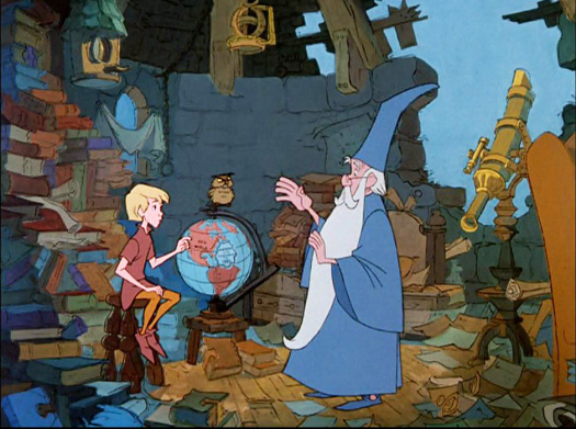20 of Merlin's Best Quotes from The Sword in the Stone — Shayla Raquel