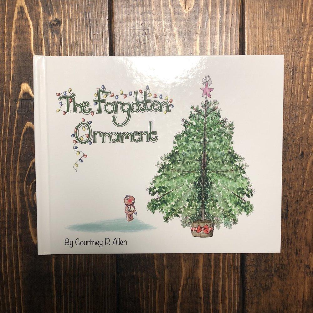 The Forgotten Ornament by Courtney P. Allen