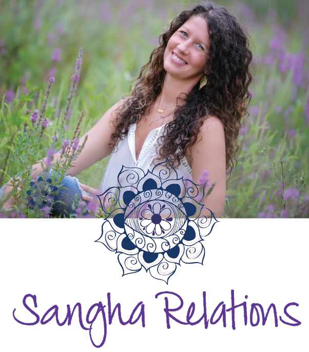 Anjili Russell - Sangha Relations