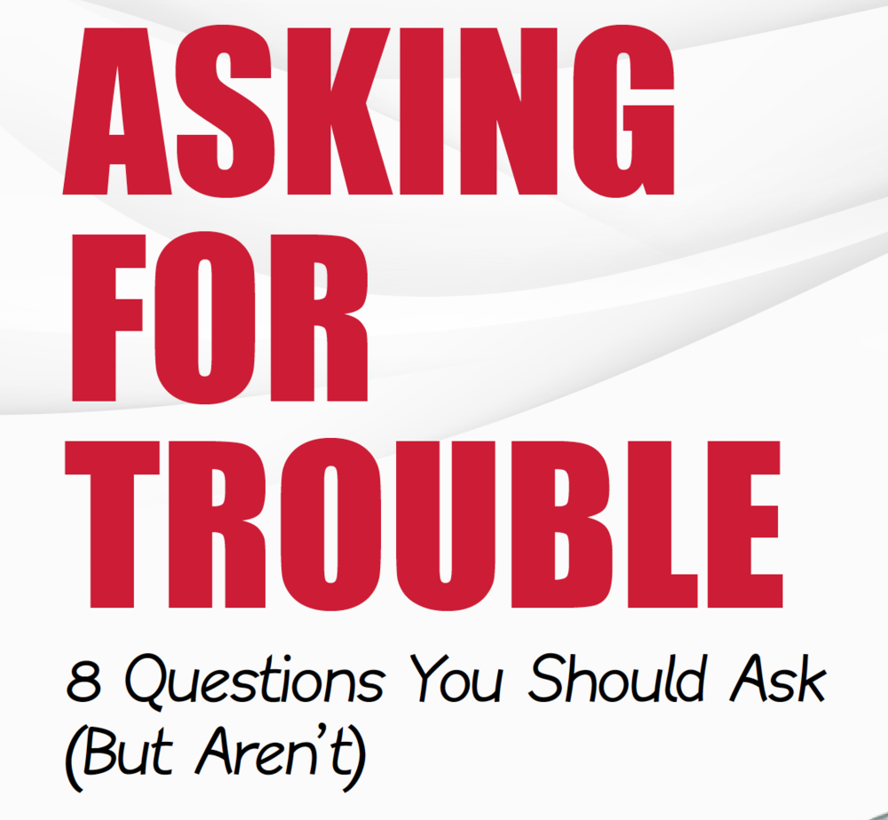 Asking for Trouble eBook