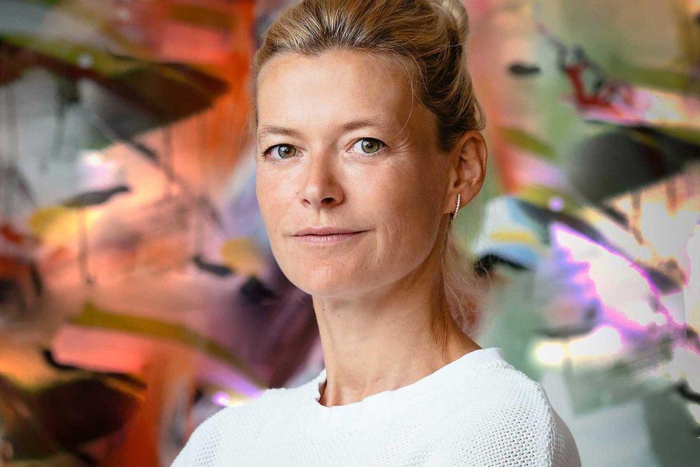 Business-Shooting für Dr. Kati Mayer Praxis München