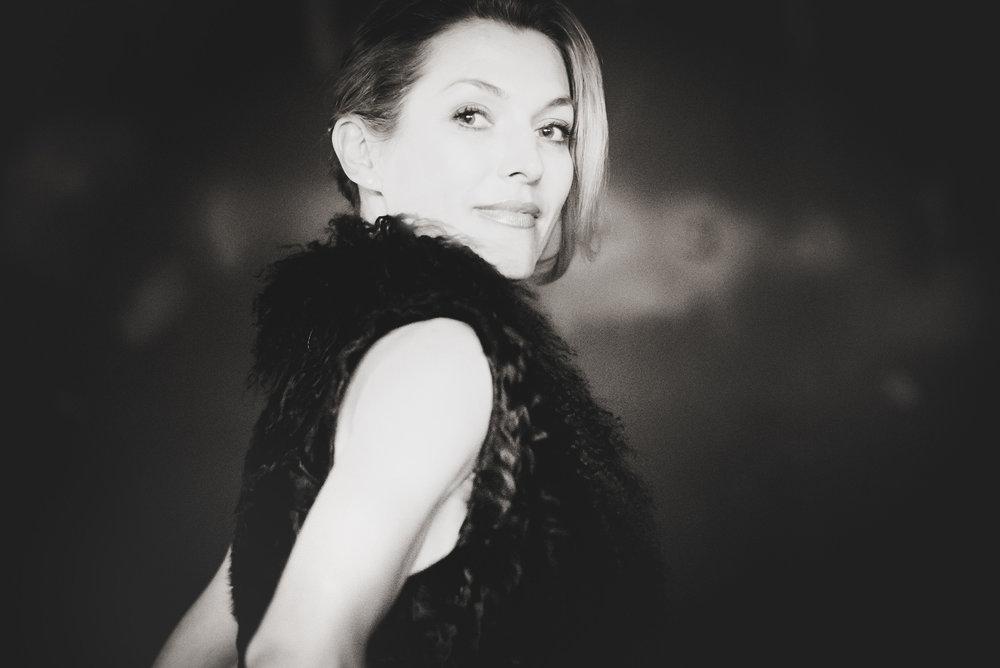 Portrait-Shooting für Jessica,Praterinsel München