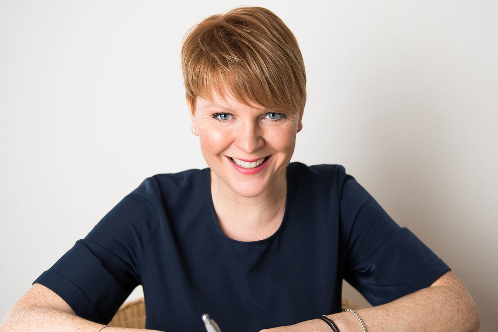 Business-Portraits für Bettina Röber Business Management, München