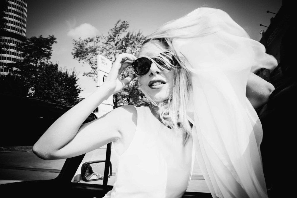 Portrait-Shooting mit Nika, Connollystrasse München