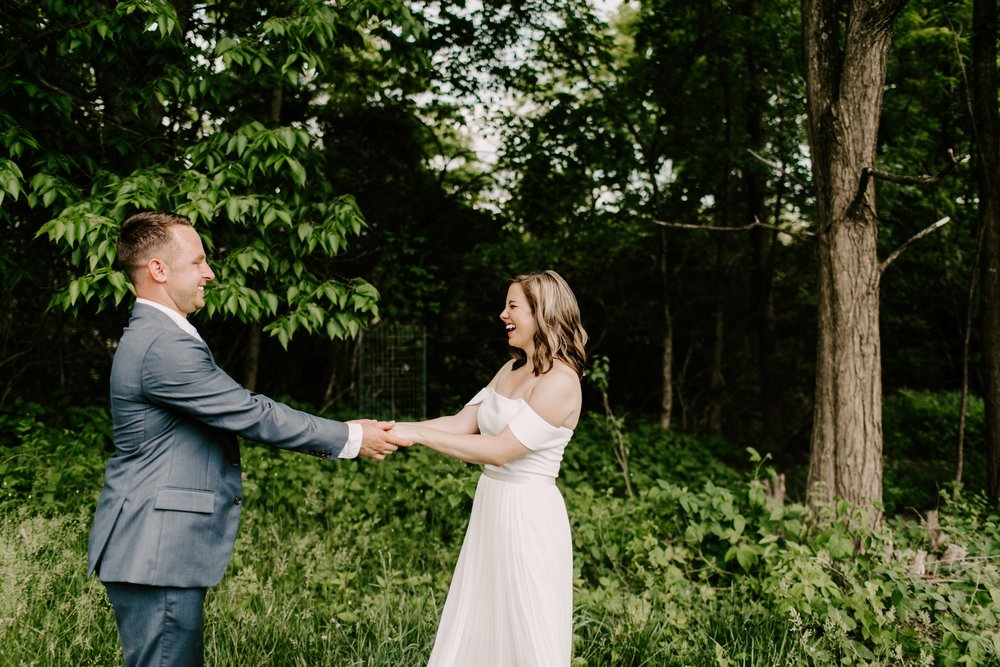 Liz and Jacob surprise wedding Bloomington Indiana Emily Elyse Wehner Photography LLC-171.jpg