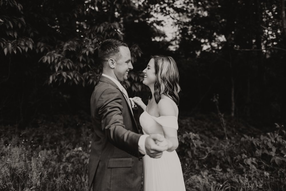 Liz and Jacob surprise wedding Bloomington Indiana Emily Elyse Wehner Photography LLC-175.jpg