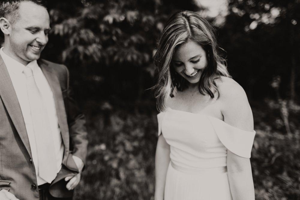 Liz and Jacob surprise wedding Bloomington Indiana Emily Elyse Wehner Photography LLC-185.jpg