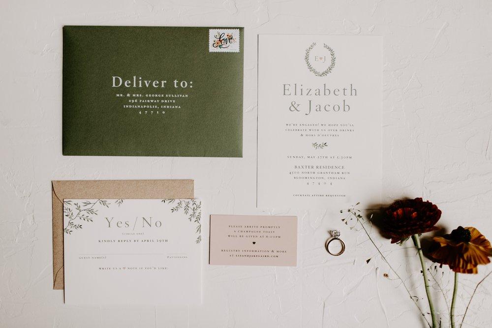 Liz and Jacob surprise wedding Bloomington Indiana Emily Elyse Wehner Photography LLC-1.jpg