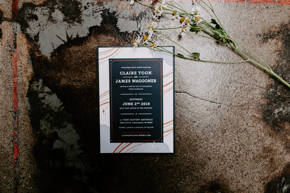 Claire and James Indianapolis Wedding The Tube Factory Emily Elyse Wehner Photography LLC-476.jpg