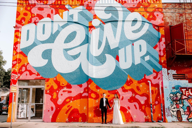 Addi + Austin | The Wunderkammer Company Wedding, Ft Wayne Indiana — Em