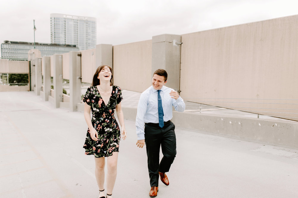 Emily and Davis Engagment Session Downtown Indianapolis Rooftop Emily Elyse Wehner Photography LLC-86.jpg