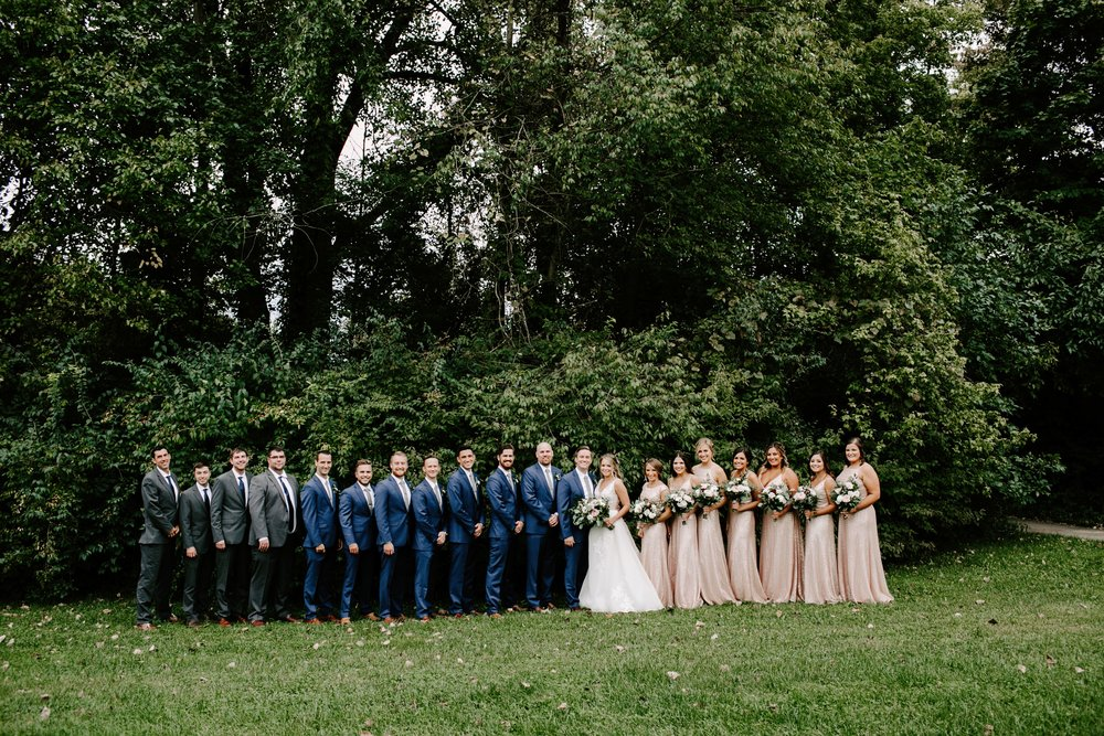 Katy and Michael Wedding at The Ritz Charles Garden Pavillion in Indianapolis Indiana by Emily Elyse Wehner Photography LLC-300.jpg