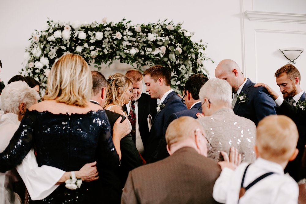 Katy and Michael Wedding at The Ritz Charles Garden Pavillion in Indianapolis Indiana by Emily Elyse Wehner Photography LLC-602.jpg