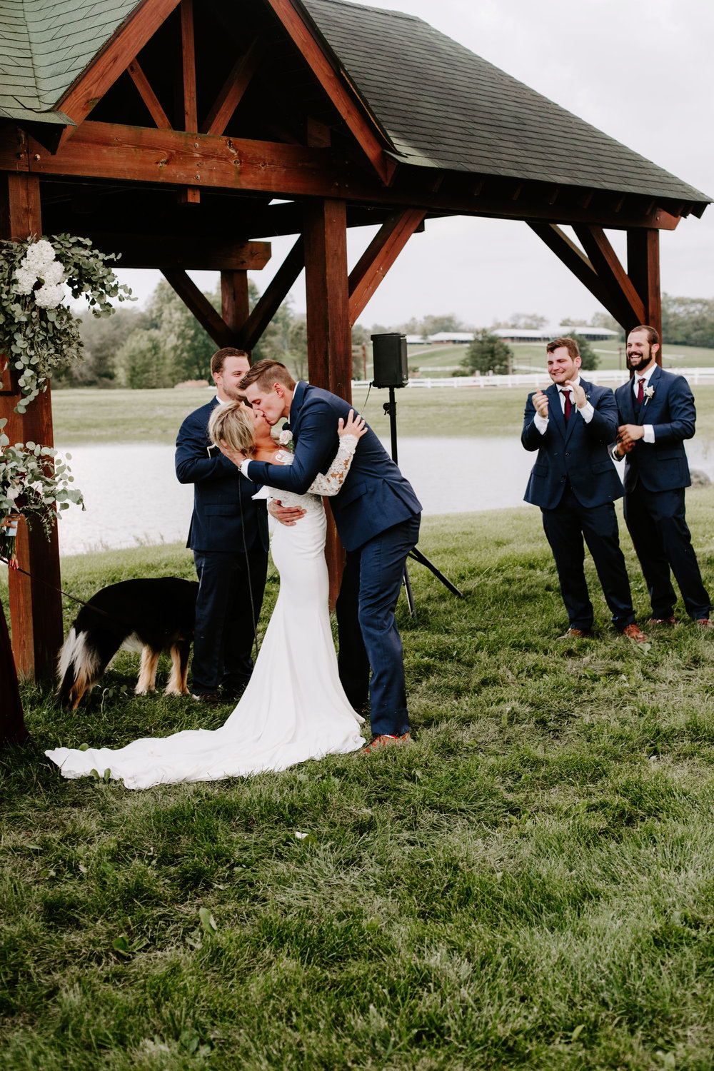 Gwen and Andy Traders Point Hunting Club Wedding in Zionsville Indiana by Emily Elyse Wehner Photography LLC-550.jpg