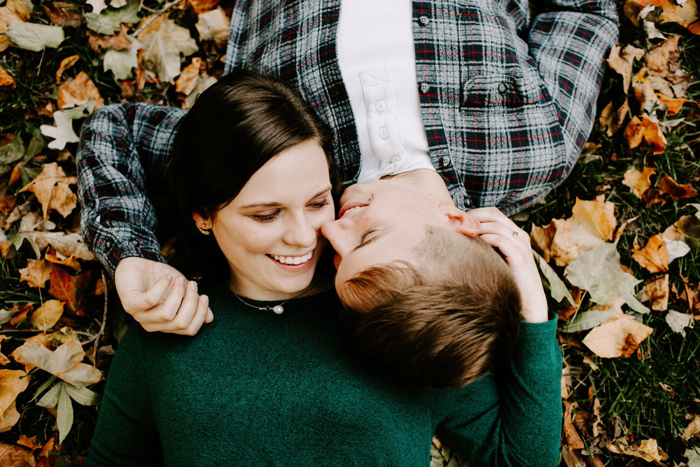 Kendra and Matt Engagament Session at Holcomb Gardens in Indianapolis Indiana by Emily Elyse Wehner Photography LLC -76.jpg