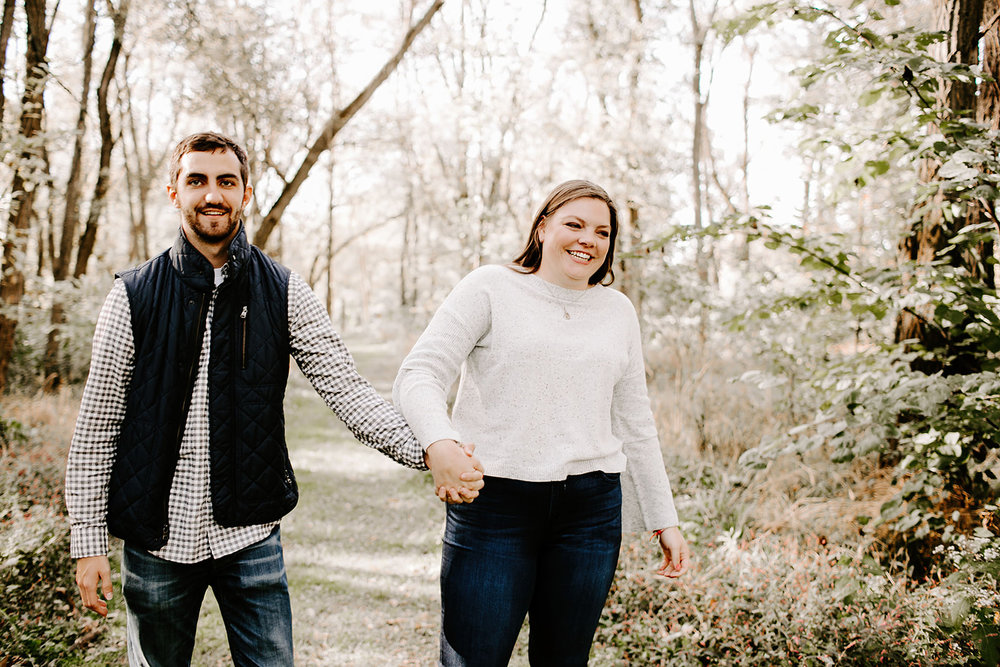 Jackie and Adam 100 Acre Woods Indianapolis Indiana by Emily Elyse Wehner Photography LLC-11.jpg