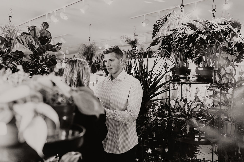 Lindy and JT Proposal at Allisonville Nursery in Indianapolis Indiana by Emily Elyse Wehner Photography LLC-30.jpg