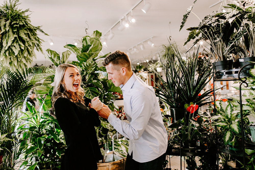 Lindy and JT Proposal at Allisonville Nursery in Indianapolis Indiana by Emily Elyse Wehner Photography LLC-32.jpg