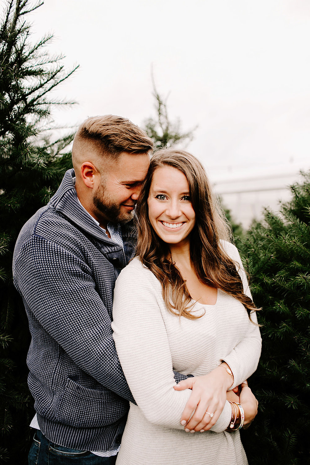 Holly and Michael Engagement Session in Noblesville Indiana by Emily Elyse Wehner Photography LLC-44.jpg