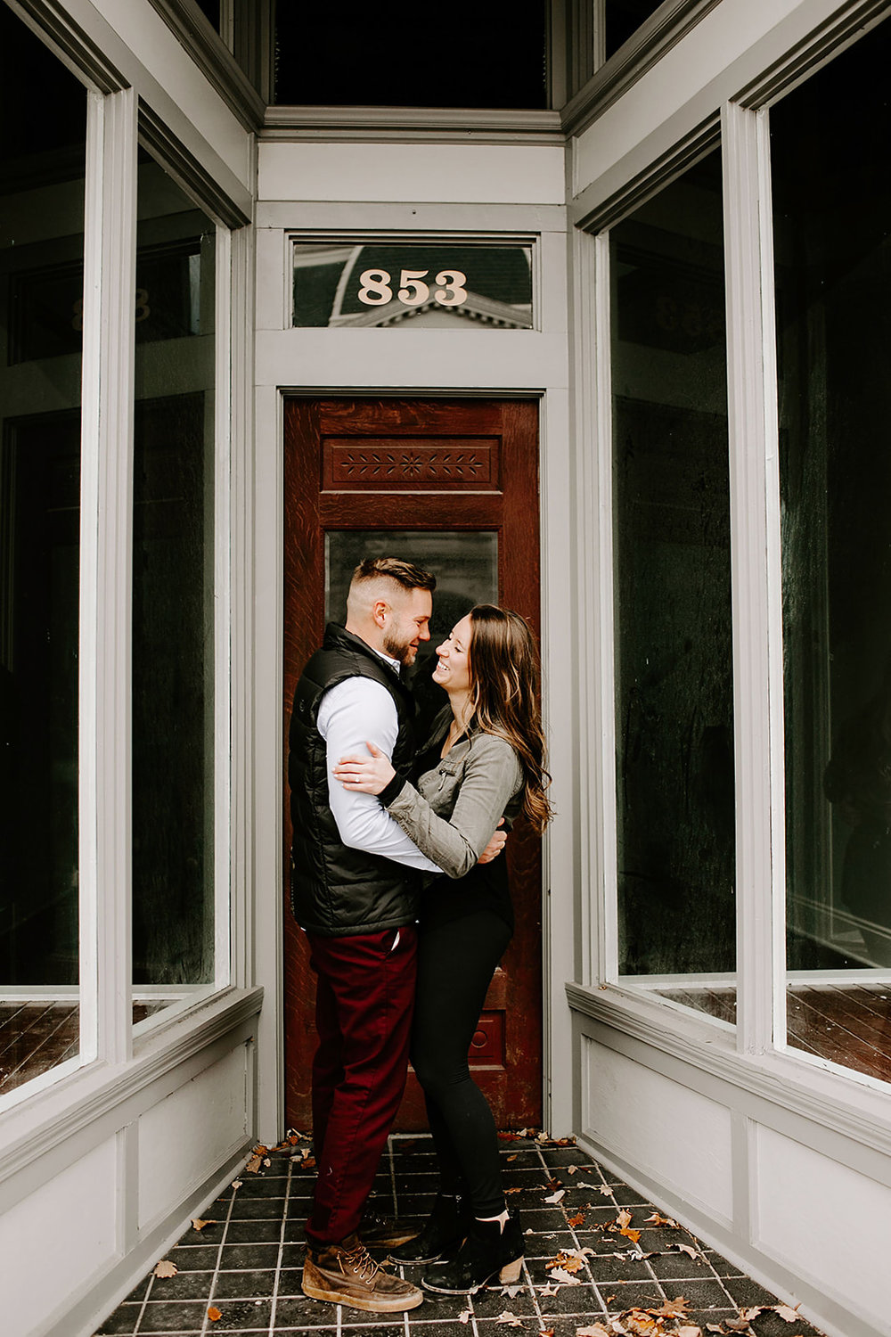 Holly and Michael Engagement Session in Noblesville Indiana by Emily Elyse Wehner Photography LLC-131.jpg