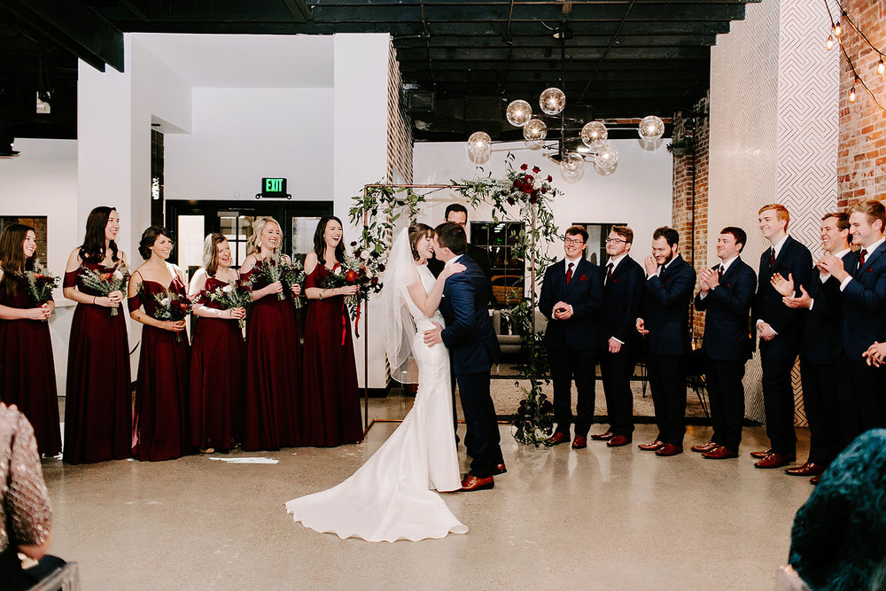 Emily and Davis_ Wedding at Vision Loft Indy in Indianapolis Indiana by Emily Elyse Wehner Photogrpahy LLC-627.jpg