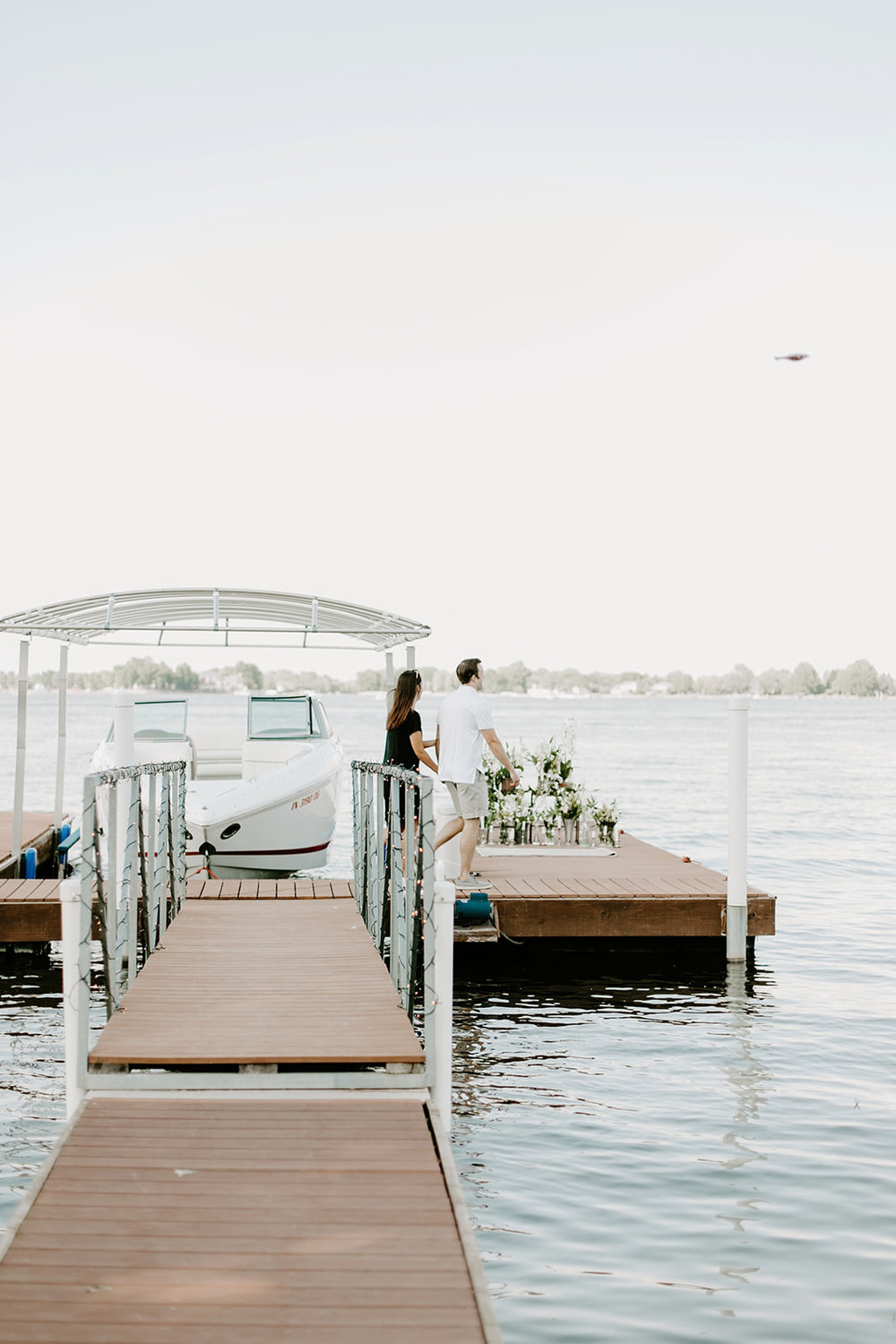 Hannah and Taylor Engagement Morse Resevoir Noblesville Indiana Emily Elyse Wehner Photography-29.jpg
