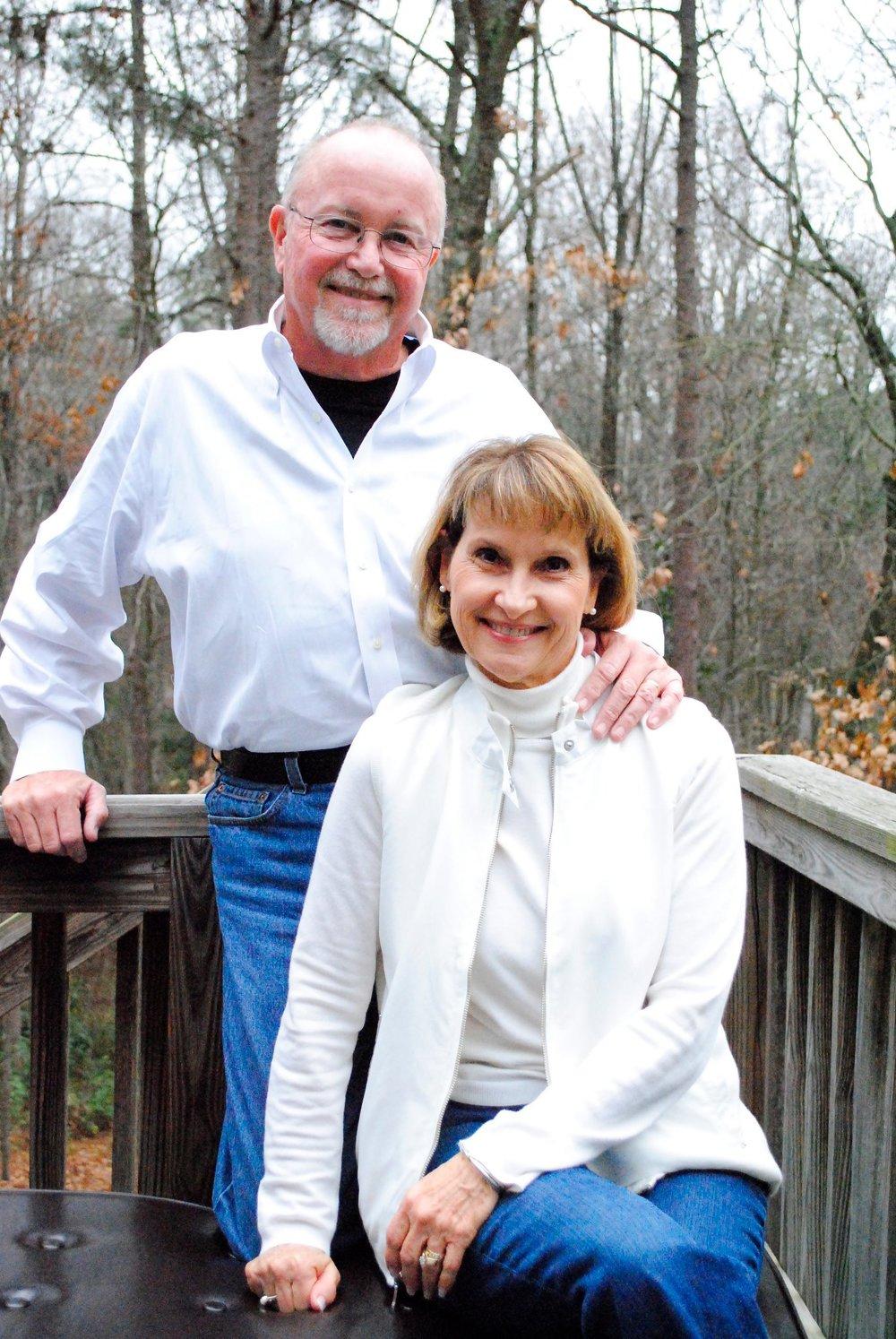 Pete & Lorraine Kennedy