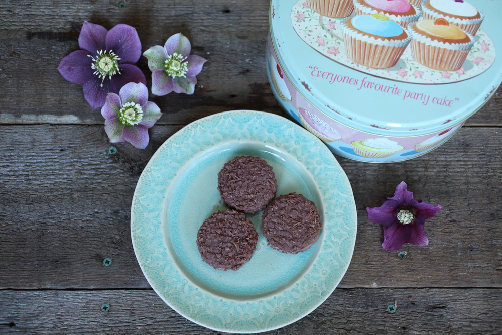 Taking a moment in time: Romany Creams