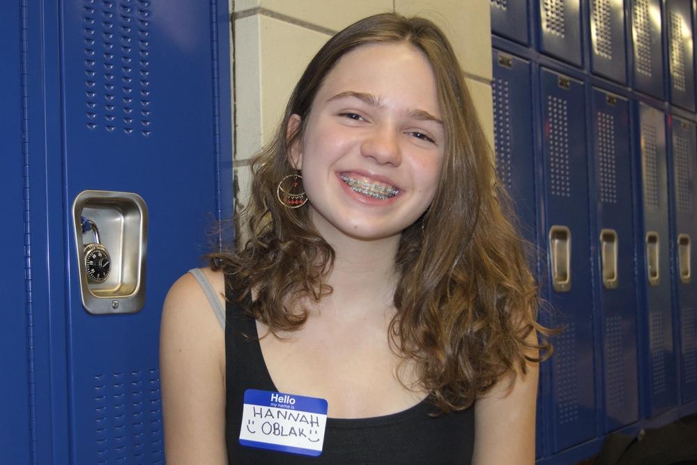 Hannah Oblak