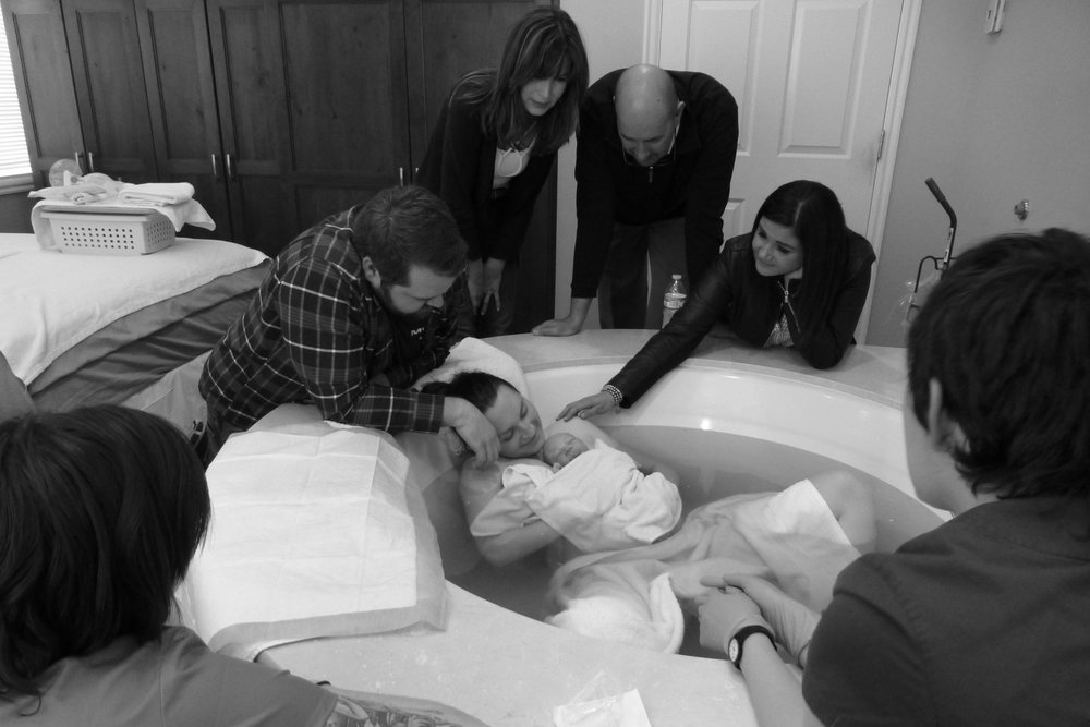 homebirth, birth center, midwives, utah, water birth, salt lake city, midwife, newborn, infant, mom, dad, doula