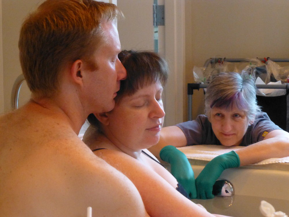 birth center, midwives, utah, water birth, salt lake city, midwife, newborn, infant, mom, dad, Rebecca McInnis CNM