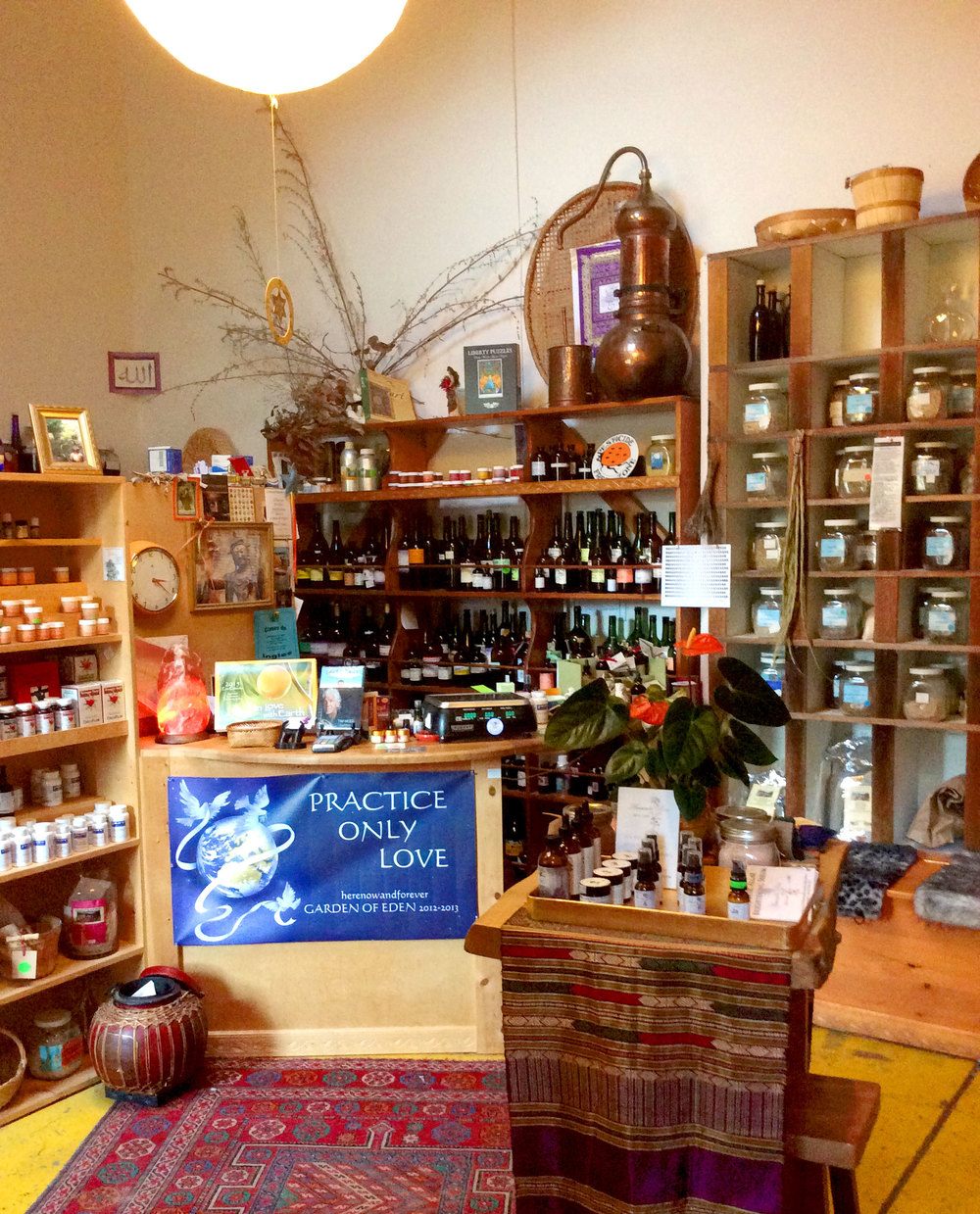 About the Apothecary — Garden of Eden Apothecary