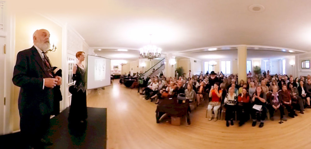 Fashion Show with Ivan Sayers on April 24th, 2016