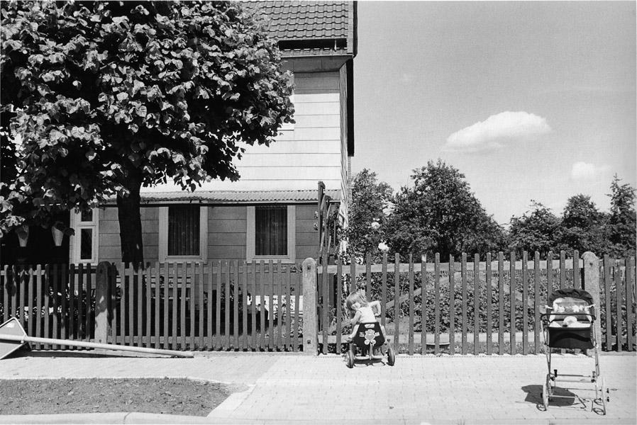 Hildegard Ochse, from the series  Derental , 1984