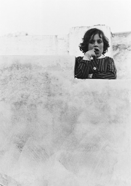 Hildegard Ochse, Crete, 1979