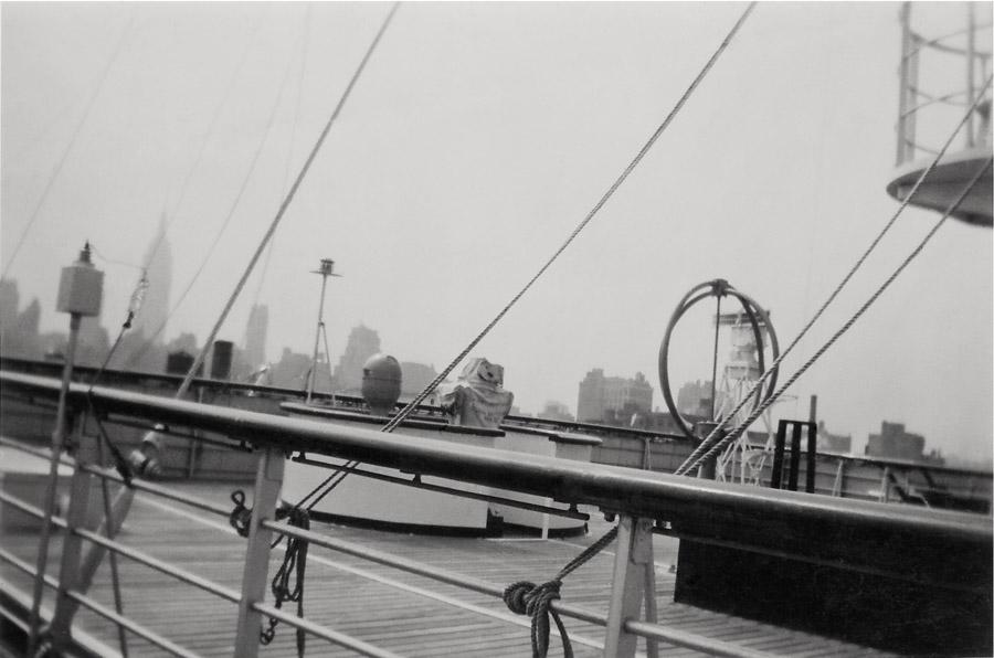 Hildegard Ochse, Andrea Doria (New York Skyline), 1953