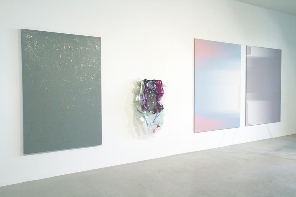 Works by Juliette Bonneviot, Cecilia Salama, Manuel Fernández