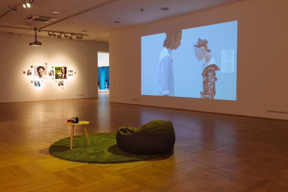 Exhibition view: PENDORAN VINCI, photo © NRW-Forum Düsseldorf / Bozica Babic