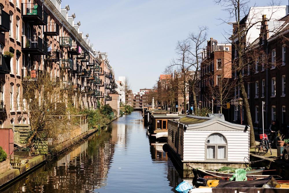 Amsterdam-Netherlands-Canal-Jordaan
