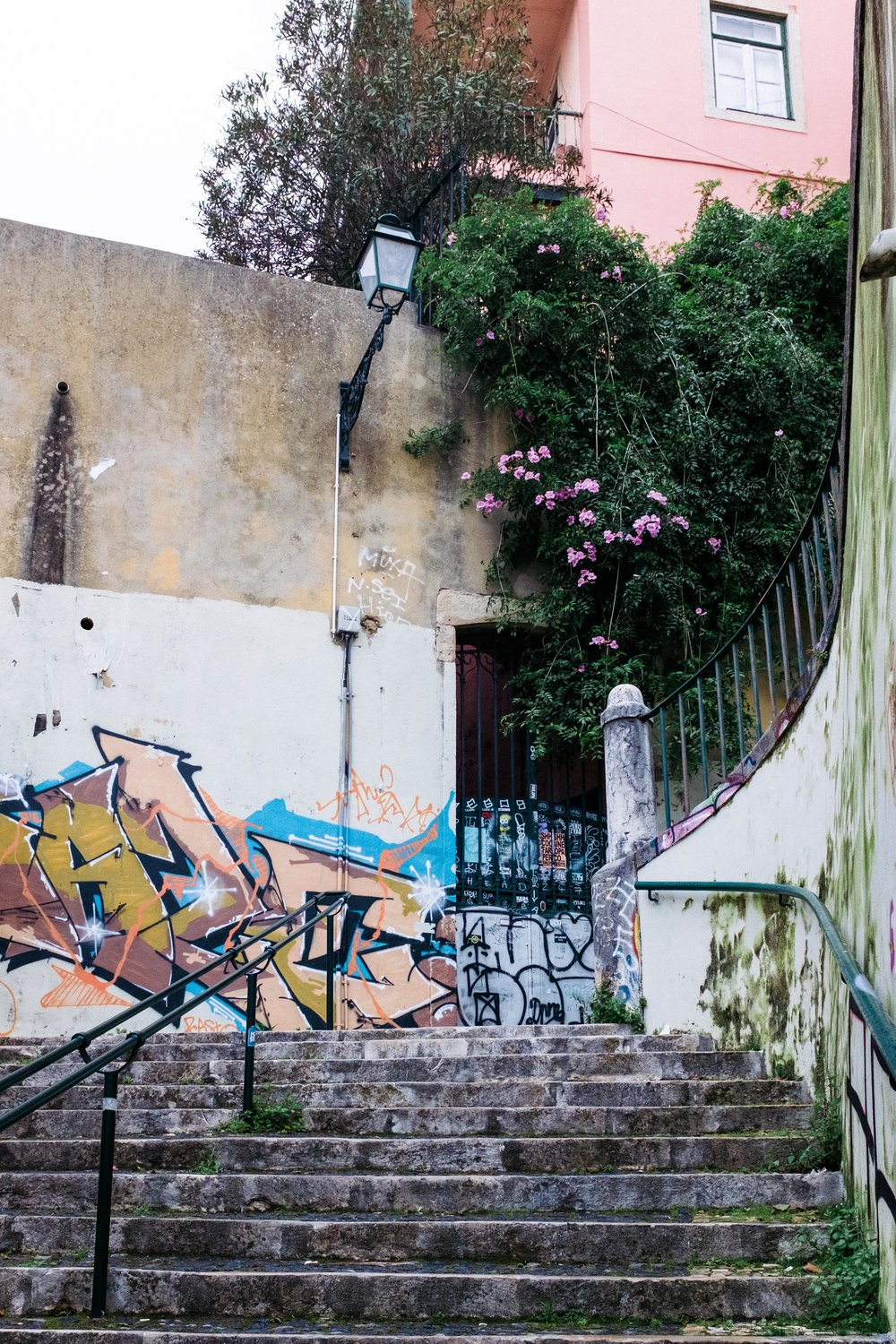 these streets were made for wandering - the best way to see lisbon is on foot. the narrow streets wind and climb, presenting opportunities for discovery (and breathtaking views) at every turn. check out the neighborhoods of alfama, mouraria, graca, intendente and baixa for quintessential but authentic experiences.