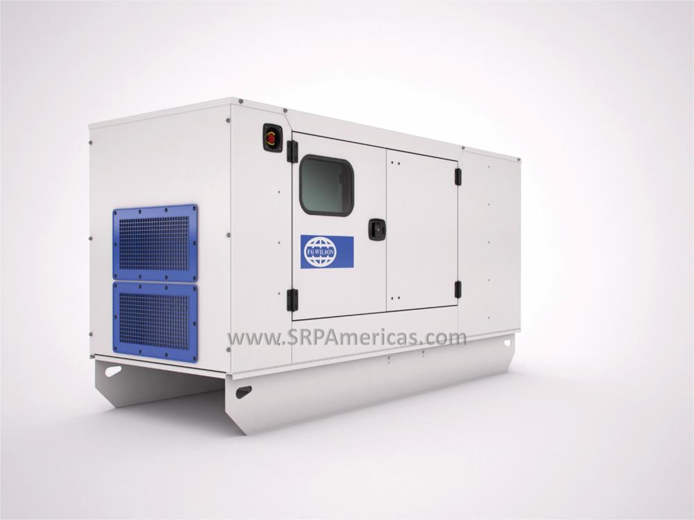 FG Wilson Diesel Canopy Generator