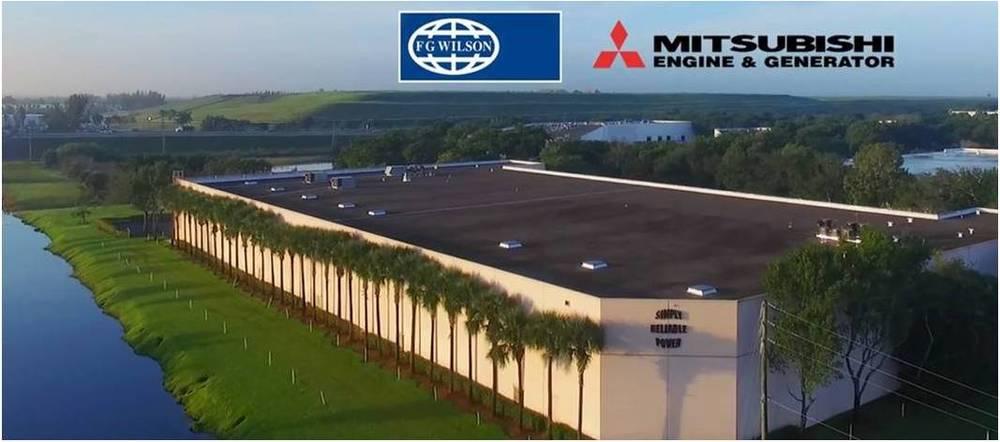 SRPAmericas warehouse at Miramar, Florida.