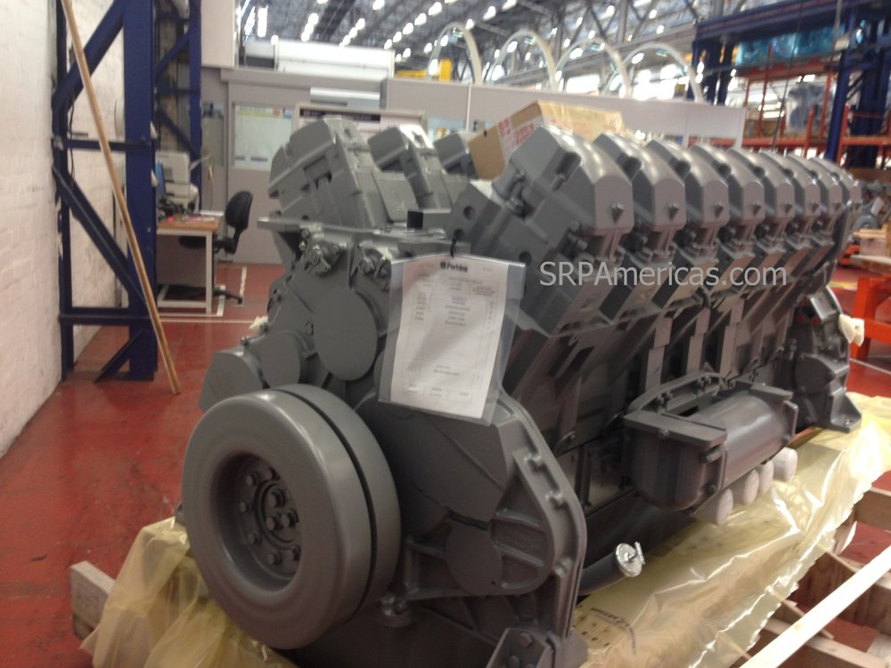 Perkins Engines Inventory