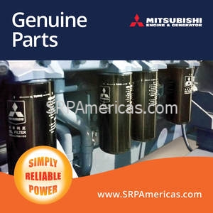 Mitsubishi Power Generators Genuine Parts