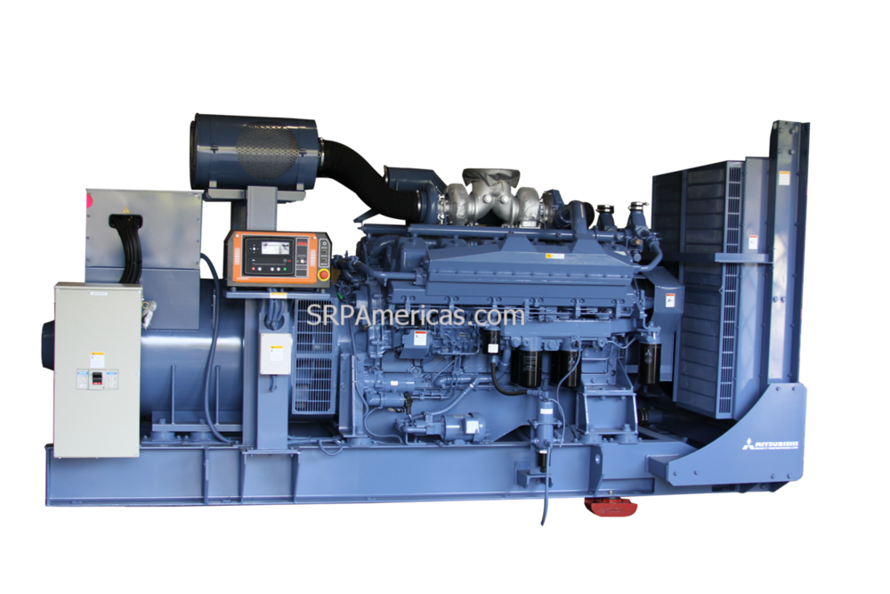 Mitsubishi power Generators