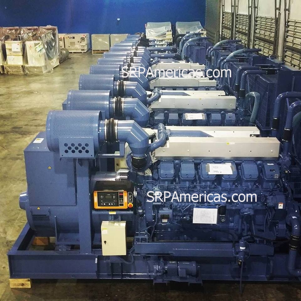 Mitsubishi Power generator