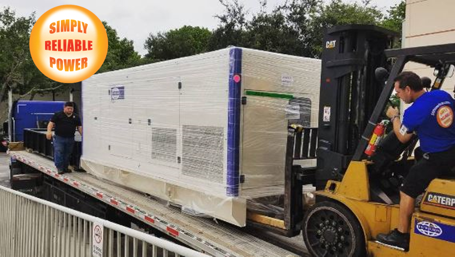 More than 500 Gensets - INVENTORY READY-TO-SHIP AT ALL TIMES